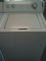 KITCHEN AID WASHER & DRYER SET HEAVY DUTY SUPER CAPACITY REFURB WARNTY in Fort Belvoir, Virginia